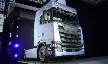 La nuova gamma Scania si...