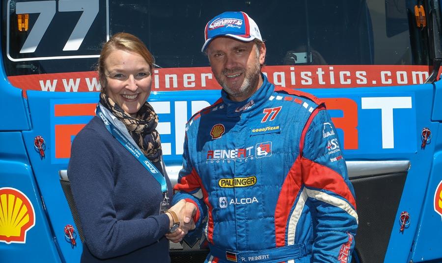 Europart e Reinert Racing...